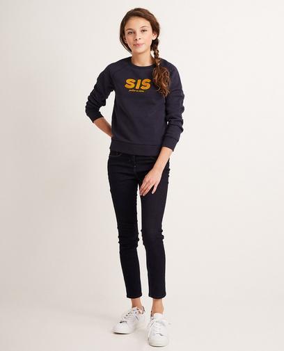 Sweater 'SIS', 7-14 jaar